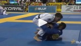 """Leg Trap"" to Leg Drag – Gui Mendes"
