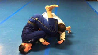 Closed Guard Submission Flow