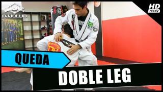 Double Leg Takedown – Adriano Silva
