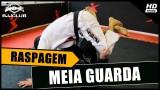 Half Guard/ Knee Shield Sweep – João Chiozzi
