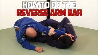 How to Do the Reverse Armbar from Guard