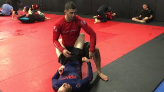 How To Open The Guard In No Gi – Matt Arroyo
