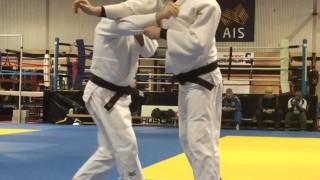 Judo Hip Throw – Sode tsuri-komi goshi