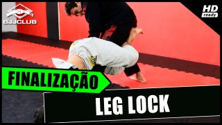 Kneebar From Open Guard – Felipe Cesar