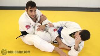 Luiz Panza – Foot Lock from 50/50 Guard