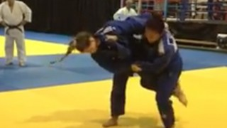 Uchimata Counter (Block, Hip defense, & Uchimata Kaeshi)