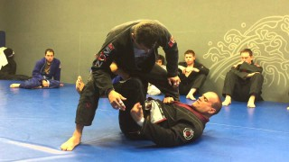 X Guard From Straight Ankle Lock Counter