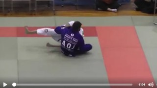 Throwback: Gui Mendes wins a match 51-0