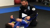 Armbar from Cracking Closed Guard