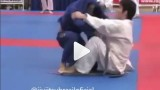 Weird Submission by Dai Yoshioka @ Pan Ams '07