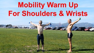 Dynamic Mobility Drills for Upper Body