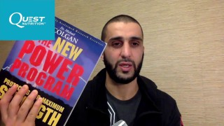 Firas Zahabi answers questions on health and nutrition