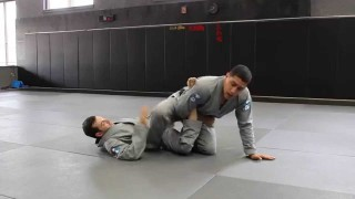 One arm ankle Lock from 50/50 – Nelson Puentes