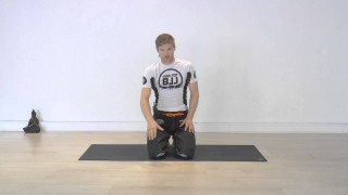 The King Arthur Hip Fexor Stretch – Yoga for BJJ