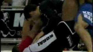 Throwback: Marcelo Garcia vs Ronaldo Jacare Souza