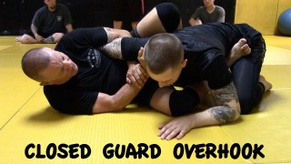 What can you do with a closed guard overhook? – Sasser