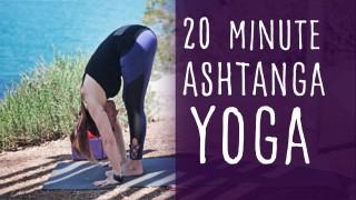 Yoga 20 Minute Ashtanga – Lesley Fightmaster