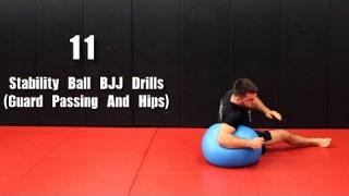 11 Solo BJJ Drills W/ Stability Ball – Nick Albin