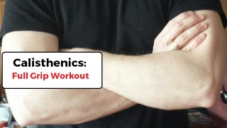 Full Grip Workout for Beginners – Tykato Fitness