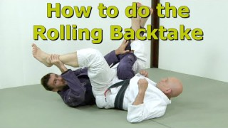 How to Do the Rolling Back Take – Stephan Kesting