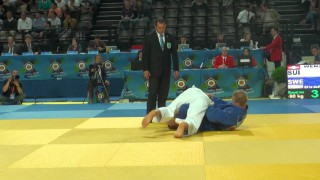 Longest Roll in high level competition Judo in recent years