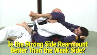 Strong Side Rearmount vs Weak Side – Stephan Kesting