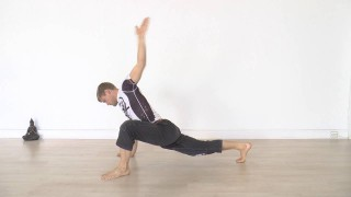 Warmup Flow for BJJ – Yoga for BJJ