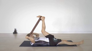 Worlds Nicest Stretch -Yoga for BJJ