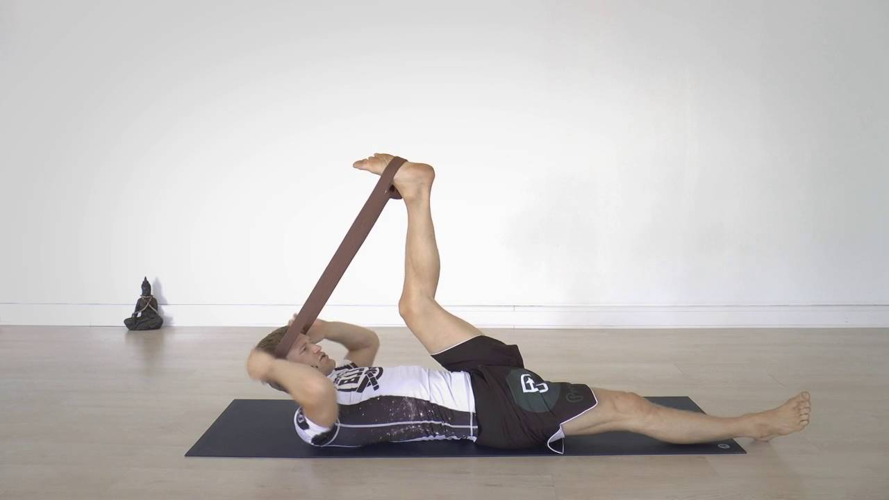 Worlds Nicest Stretch -Yoga for BJJ