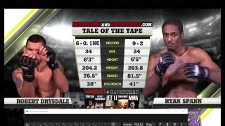 Legacy 58 – Robert Drysdale vs Ryan Spawn