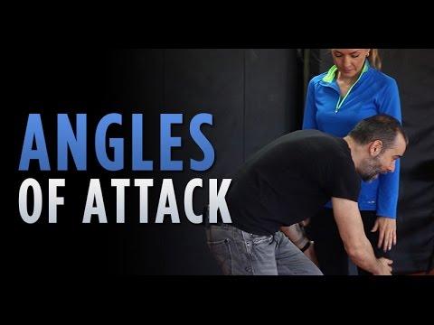 Angles of Attack, Women's Self Defense – Nick Drosos