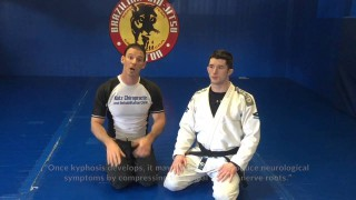 BJJ and spinal health – Dr. Evan Katz DC and John Combs