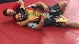 Chin Strap Grip To Choke A Muscular Person – Nick Albin