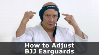 How to Adjust BJJ Earguards – Stephan Kesting