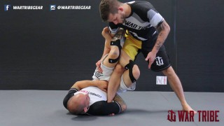 Awesome technique from 50/50 guard – By Milton Bastos