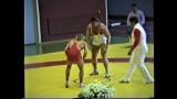 Finnish Olympic Wrestler (74kg) vs. Bodybuilder (140kg)