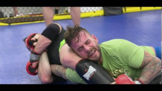 CM Punk Was Manhandled In Training