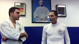 Relson Gracie demonstrates the benefits of Jiu-Jitsu
