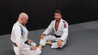 What if you don't feel comfortable in closed guard?