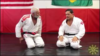 Wrist Lock from Closed Guard – Fabio Santos