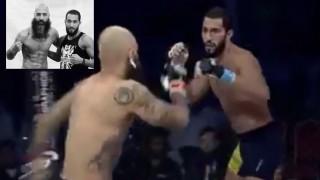 Ahmed Amir vs Richie Martinez (Brave MMA)