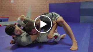 How To Kill The Rubber Guard- Garry Tonon