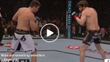 Demian Maia Out-Wrestling Wrestlers
