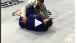 Nice Knee Lock From Half Guard – Mario Barbosa