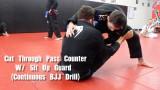 Cut Through Pass Counter Using Sit Up Guard Adjustment – Nick Albin