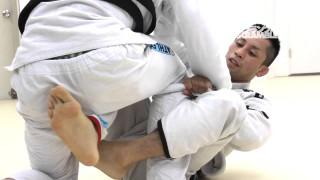 Inverted Guard Pass to Backtake – Nakamura Daisuke