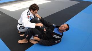 Opening the guard – Fernando Paradeda