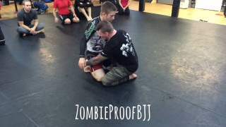 Push/Knee Tap From Butterfly Guard (vs Posture) – Kent Peters