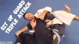 SIT UP GUARD: Triple Attack with Professor Dee Smith