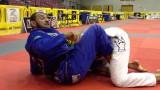Slick Transition From Half Guard Bottom To Mount -Roberto Cyborg Abreu